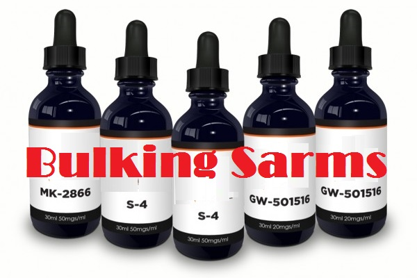Bulking SARMs