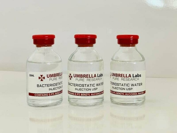 Pure Bacteriostatic Water