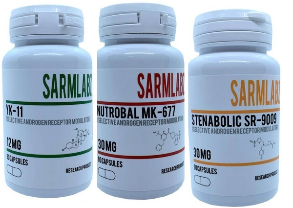 Sarms Pack